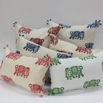 Elephant Walk Pillow Collection